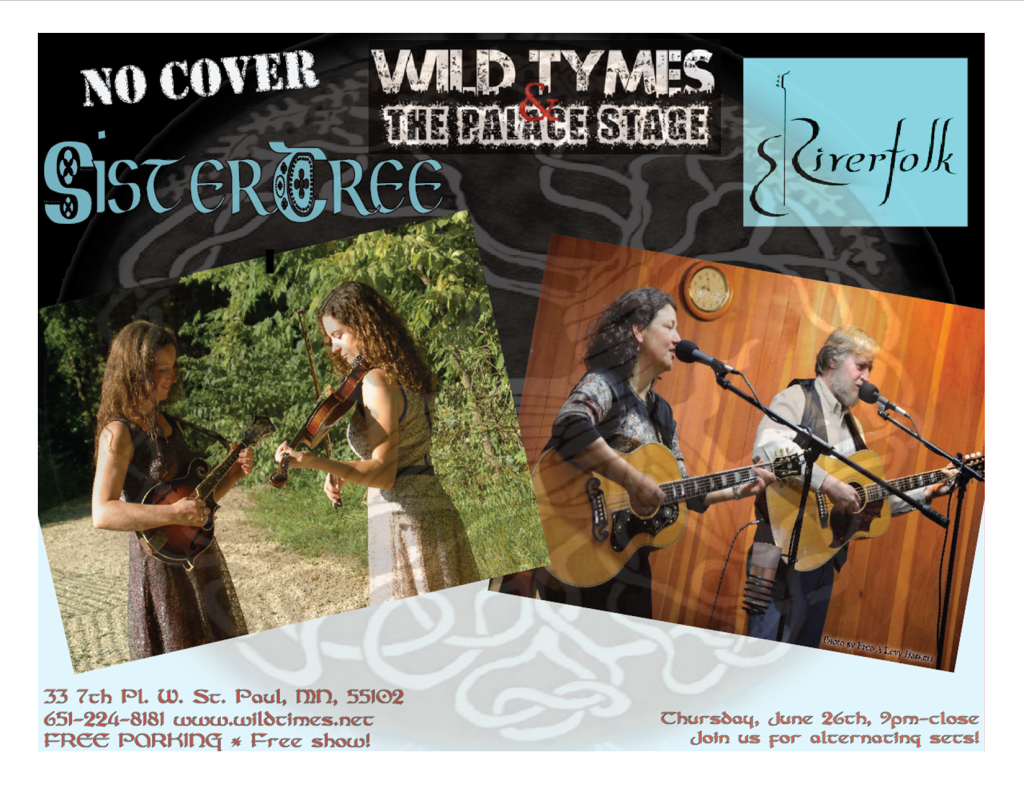 wildtymes sistertree riverfolk